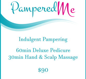 Book Pampered Me