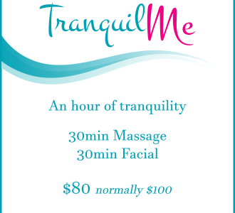 Book Tranquil Me